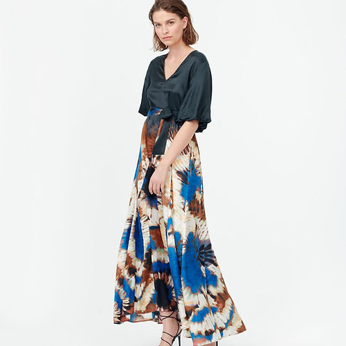 Milfoil Maxi Dress
