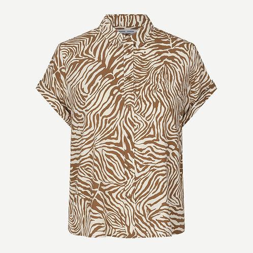 Majan short sleeved shirt by Samsoe Samsoe
