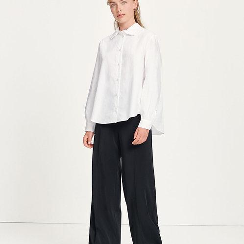 Rita White Shirt by Samsoe Samsoe