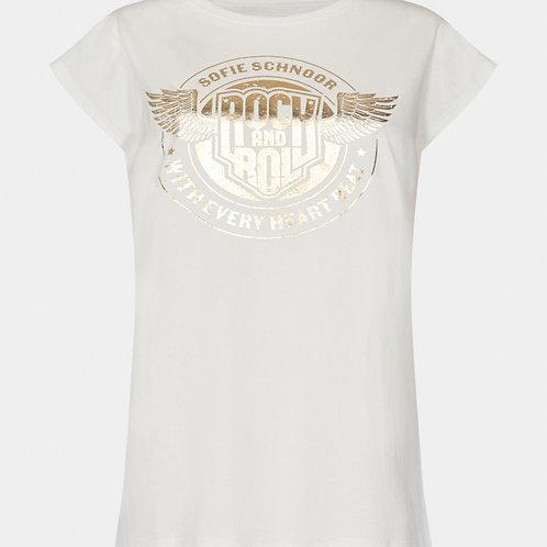 Nikoline T-shirt by Sofie Schnoor