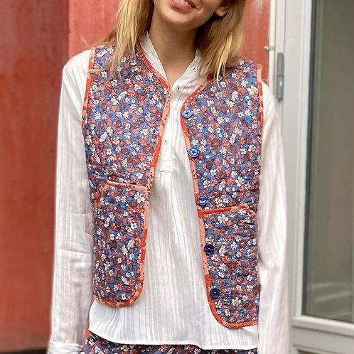 Santiago Reversible Vest by Lolly's Laundry