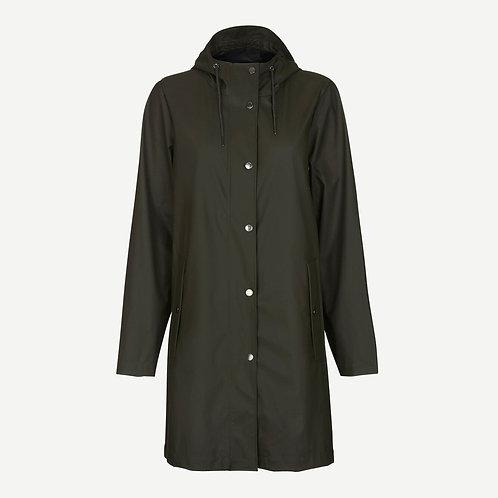 Stala Rain jacket by Samsoe Samsoe