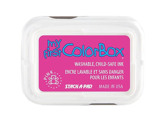 Encreur My First Colorbox CL68005 -Rose - Artemio
