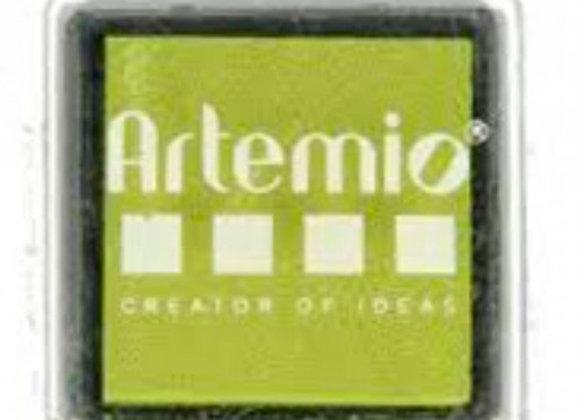 Encreur 3x3 cm - Moss green -10005098- Artemio