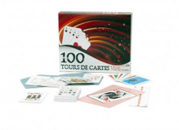 100 TOURS DE CARTES