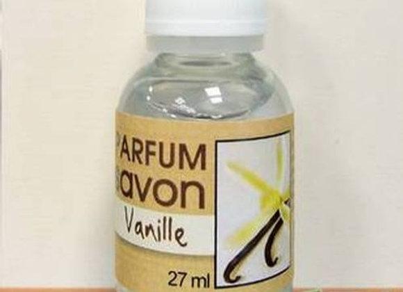 """Parfum savon, bougie """"Vanille"""" 27ml - Graine Créative - 151041"""