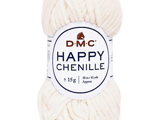 HAPPY CHENILLE ECRU N°21 - DMC - 8143