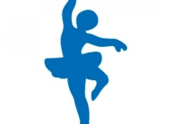 Perforatrice grande danseuse 2,5cm - VIHCP204 - Artemio