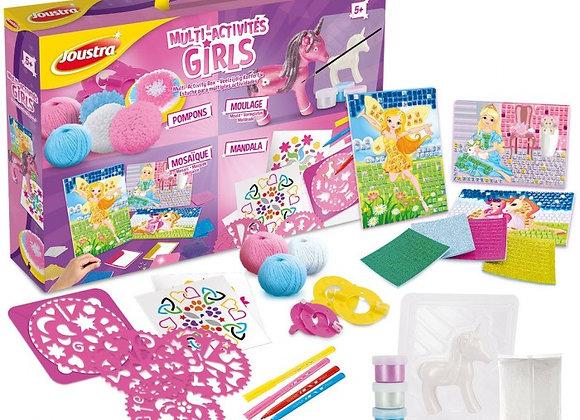 Multi-activités girls - Joustra