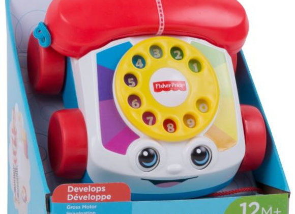 TELEPHONE ANIME - FISHER PRICE