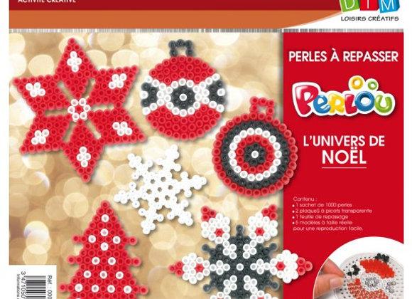 PERLES A REPASSER 'PERLOU' L UNIVERS DE NOEL -731564