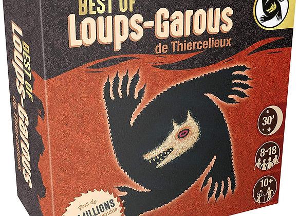 LOUPS-GAROUS BEST OF