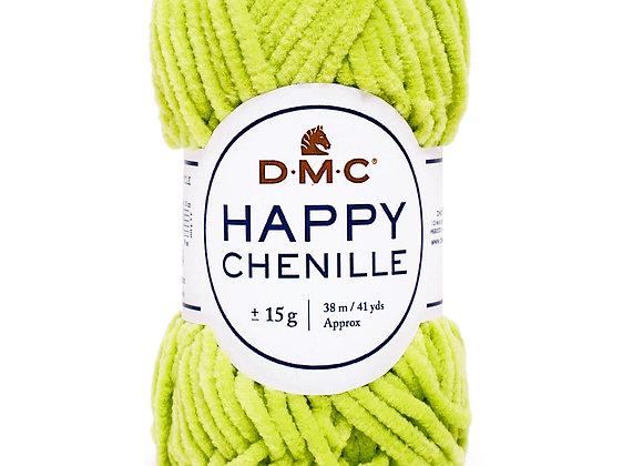 HAPPY CHENILLE VERT POMME N°29 - DMC - 8143
