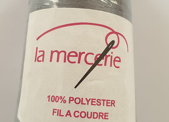Cône de fil polyester 2500m