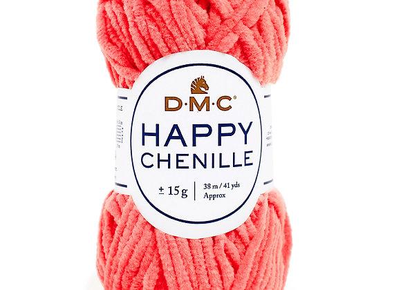 HAPPY CHENILLE - CORAIL N°32 - DMC - 8143
