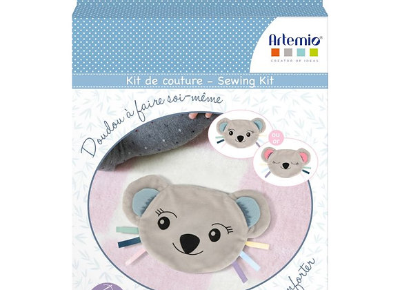 Kit doudou koala à faire soi-même - 13080065 - Artemio