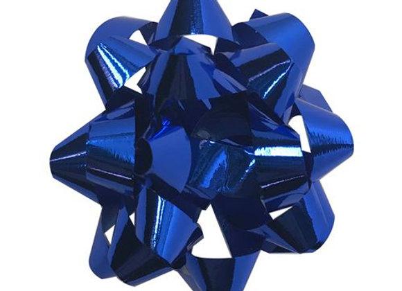 Etoile métal bleu - Draeger