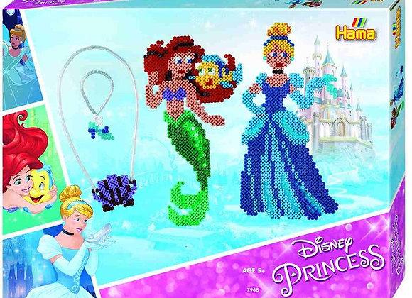 """Coffret princesses perles à repasser """"midi"""" - Hama"""