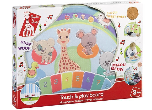 TOUCH AND PLAY BOARD SOPHIE LA GIRAFE - VULLI