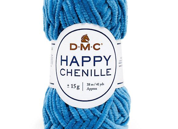 HAPPY CHENILLE BLEU N°26 - DMC - 8143