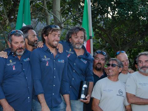 Mondello - Euz II Villa Schinosa wins the World Championship!
