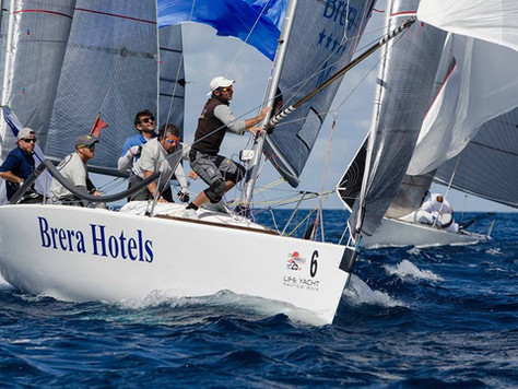 "Mondello, World Championship - Euz II Villa Schinosa holds the first place, Wolleb: ""We can clo"