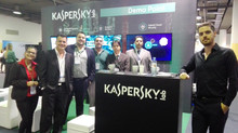 Custom IT junto a Kaspersky partícipes de Segurinfo Argentina 2018