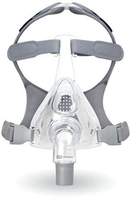 F&P Simplus Full Face Mask Kit