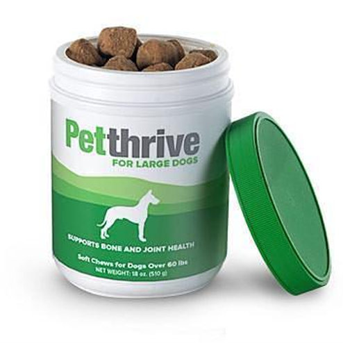 Petthrive Soft Chews for Large Dogs