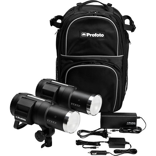 Profoto B1X 500 AirTTL 2-Light Location Kit