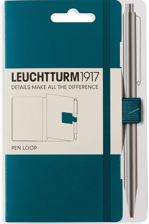 LEUCHTTURM1917 Pen Loop Pacific Green