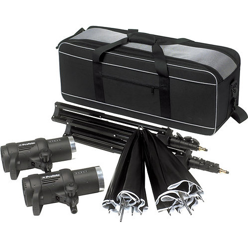 Profoto D1 Air 500Ws 2-Monolight Studio Kit w/o Remote (90-120V & 200-240V)