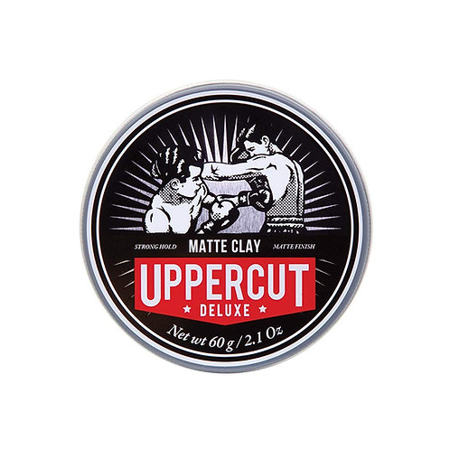 Uppercut Deluxe Matte Clay Pomade, 2.1oz