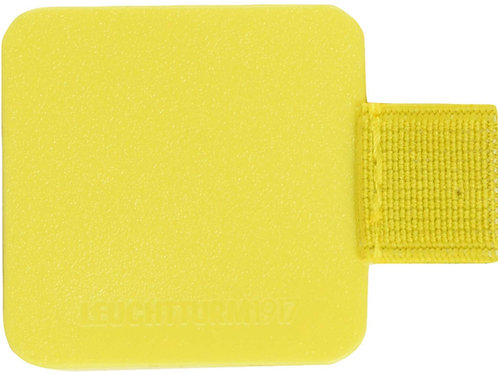 LEUCHTTURM1917 345162 Pen Loop, self-Adhesive, Citron
