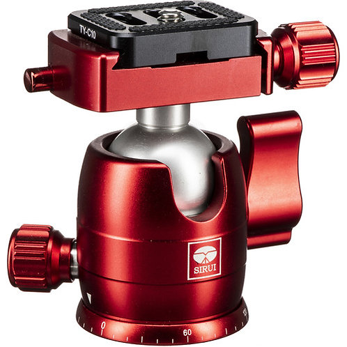 Sirui B-00K Ball Head Red