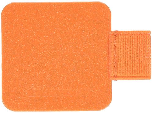 LEUCHTTURM1917 342938 Pen Loop, self-Adhesive, Orange