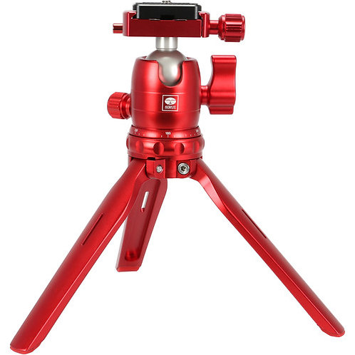 Sirui 3T-15K Table Top Tripod (Red)
