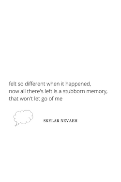 stubborn memory