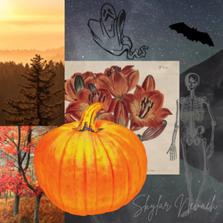 Halloween Endless Night Playlist Cover