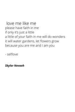 love me like me