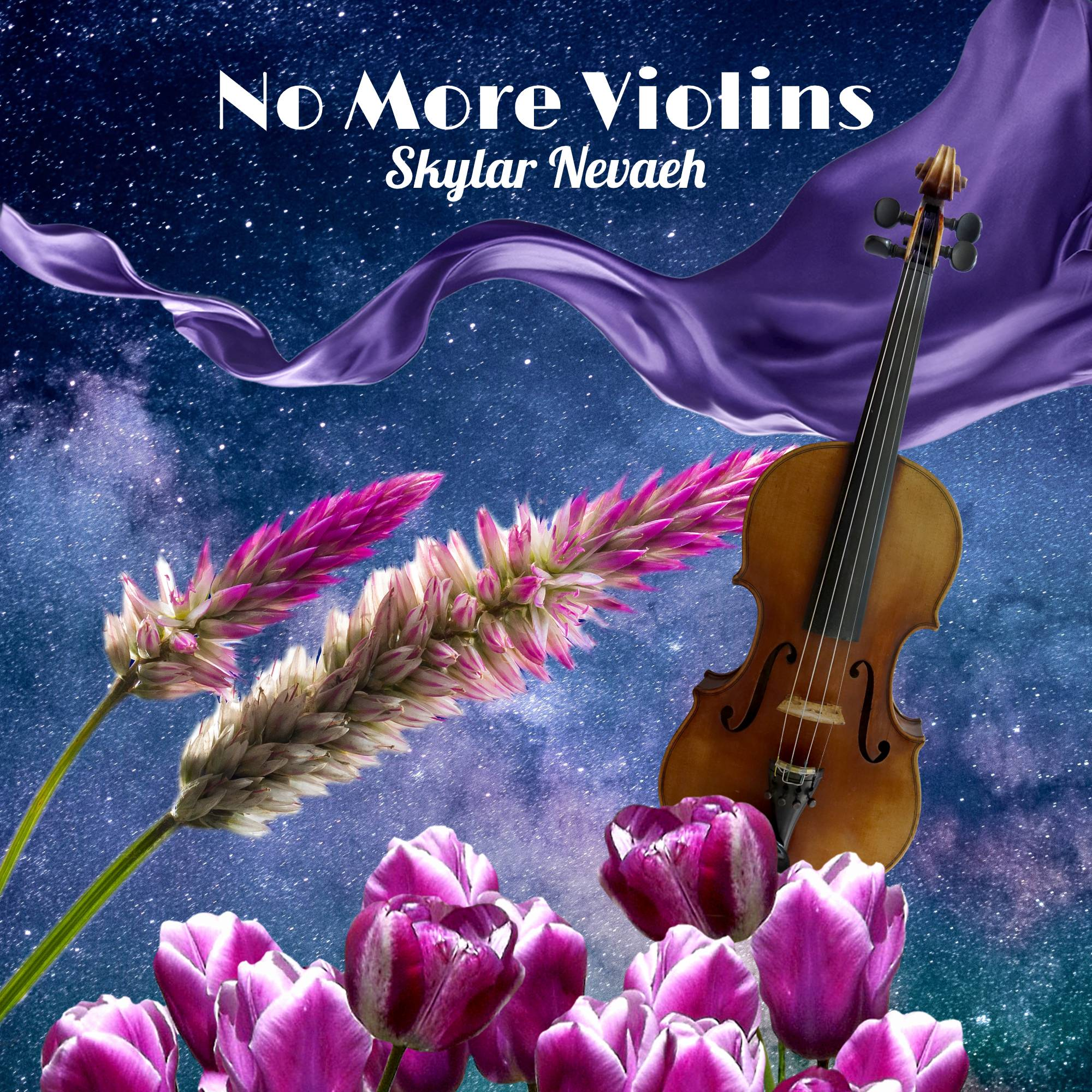 No More Violins Album Cover