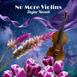 No More Violins Album Cover
