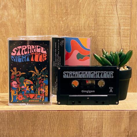 【Release】Gimgigam - Strange Night Tour〈Cassette〉