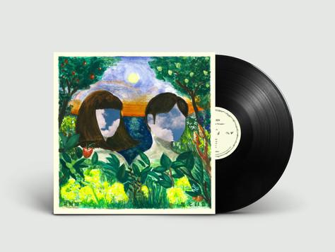 【Release】果樹園 - 想念彩色〈Vinyl〉
