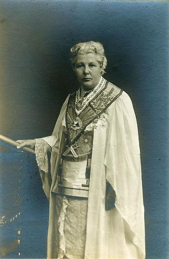 Dr. Annie Bessant