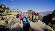 The Grand Canyon Hike