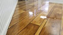 Rustic Wood Plank