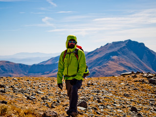 No Barriers Warriors | Collegiate Range Expedition