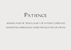 patience-values
