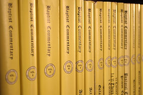 Picture of Bible Commentaries